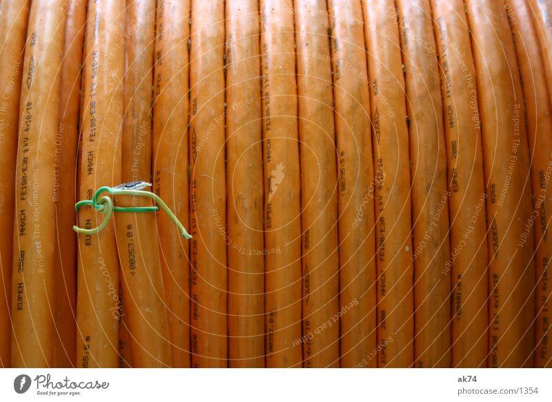 hose Hose Coil Stripe Industry Gas Orange