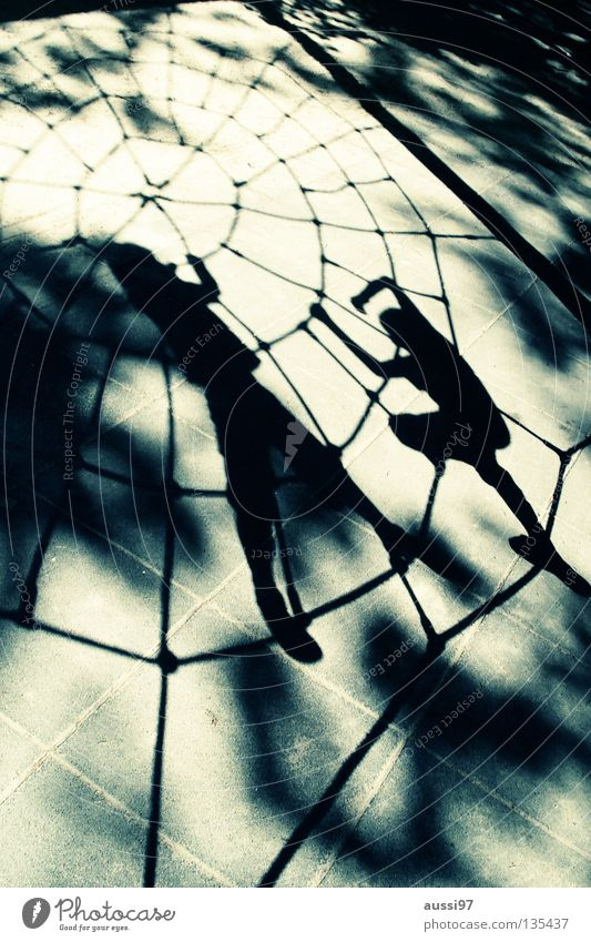 arachnoids Spider Playground Child Martial arts spider's web urge to move superheroes Net black widow