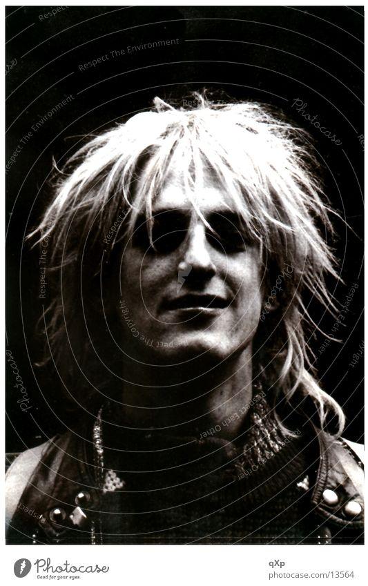 punk Rocker Freak Man Punk Hair and hairstyles