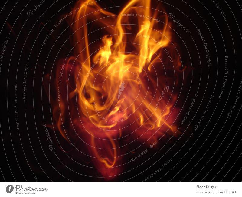 Warmth Bright Blaze Fire Physics Hot Burn