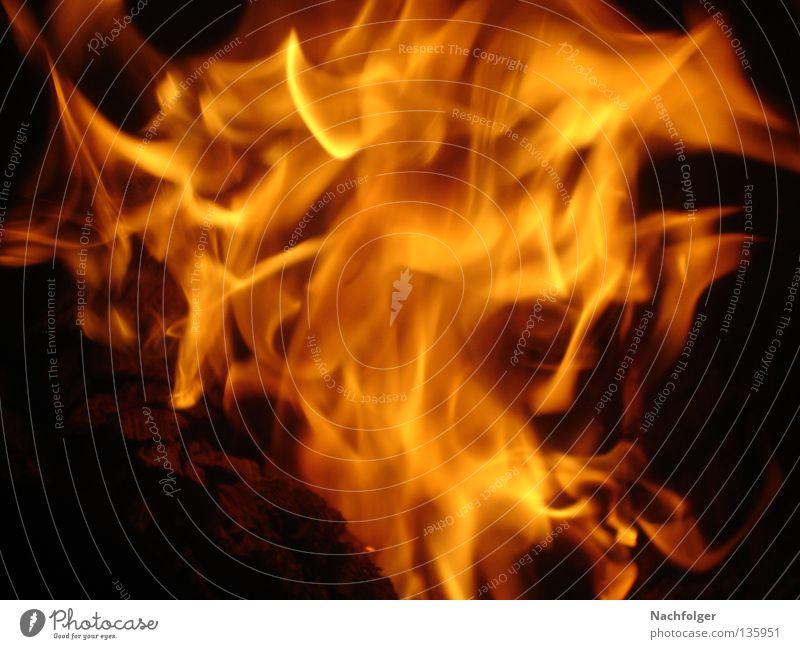 Warmth Blaze Fire Physics Hot Burn