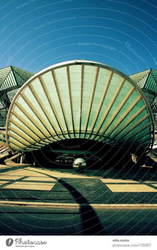 Lisbon#2 Europe Portugal Station Train station train World exposition architecture