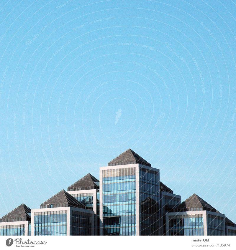 Sky Sun City Joy Work and employment Window Metal Architecture Glass High-rise Tall Fresh Europe Modern