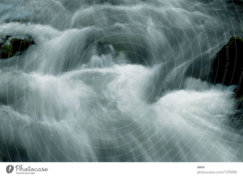 Nature Water Cold Landscape Speed River Soft Brook Downward Waterfall Flow White crest Black Forest Current Nature reserve Baden-Wuerttemberg