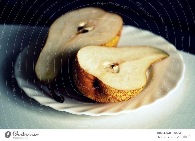 Blue White Eroticism Yellow Eating Natural Feminine Food Brown Fruit Elegant Nutrition To enjoy Fitness Sweet Soft