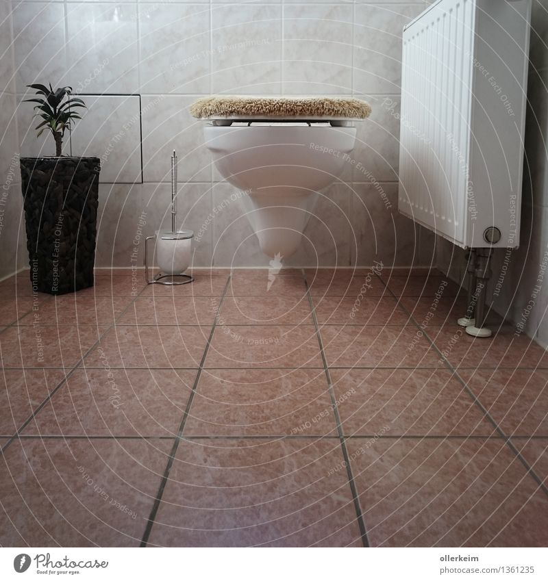 Naked Calm Interior design Flat (apartment) Living or residing Fresh Dirty Body Sit Cleaning Fragrance Tile Feces Toilet Make