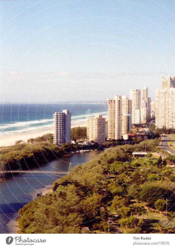 Australian Coast 3 House (Residential Structure) High-rise Beach Sand