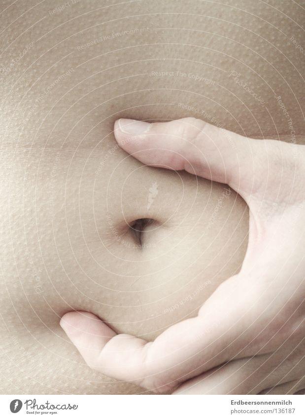 Fingers Dangerous Thin Overweight Fat Wrinkles Stomach Pallid Navel Gooseflesh