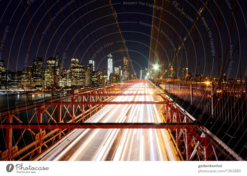 flow of traffic Capital city Skyline High-rise Bridge Building Transport Passenger traffic Motoring Utilize Advancement Highway information superhighway