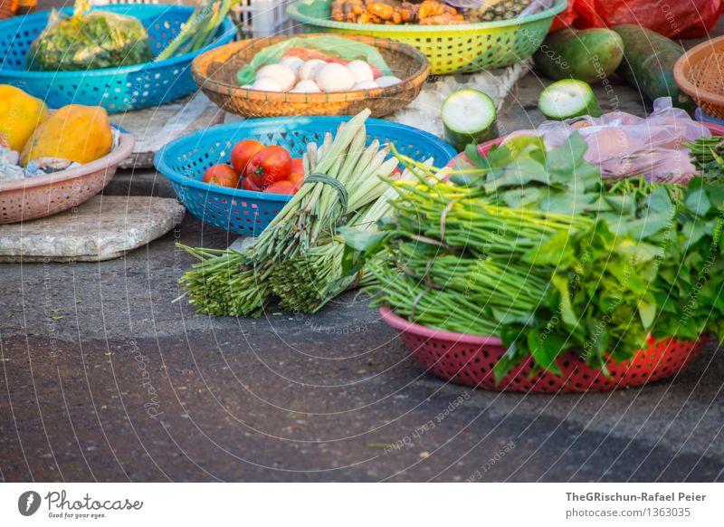fresh vegetables Food Vegetable Lettuce Salad Fruit Blue Multicoloured Yellow Gray Green Violet Orange Red Black White Sell Markets Trade Swap Vegetable market