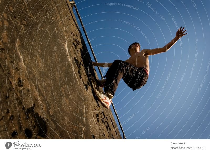 climbing Parkour Jump Switzerland Sports Acrobatic Body control Brave Risk Skillful Easygoing Spirited Action Commercial Supple Stunt Stuntman Tasty Reckless