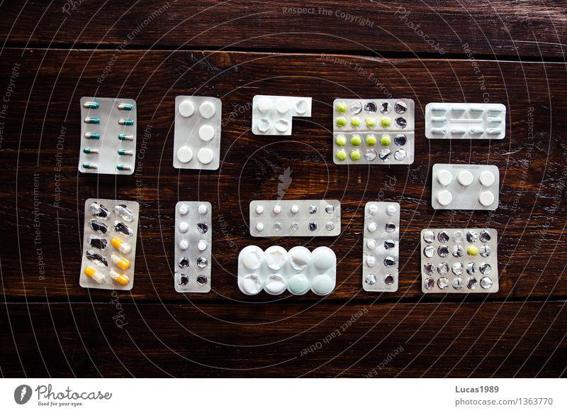 White Healthy Eating Healthy Health care Brown Arrangement Illness Medication Wooden board Silver Hospital Alternative medicine Wooden table Arrange Nursing Pill