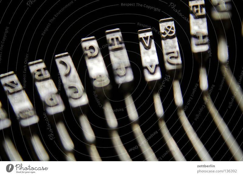 Characters Broken Letters (alphabet) Communicate Information Write Document Decline Typography Pressure Typewriter Clerk Decay Written Typing Writing utensil