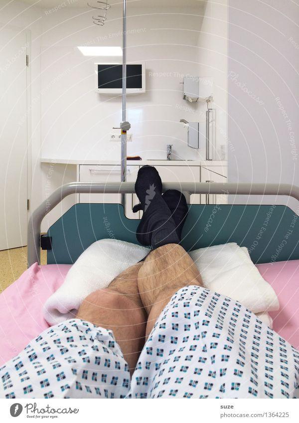 White Calm Funny Healthy Legs Health care Feet Lie Wait Sleep Clean Hope Bedclothes Serene Illness