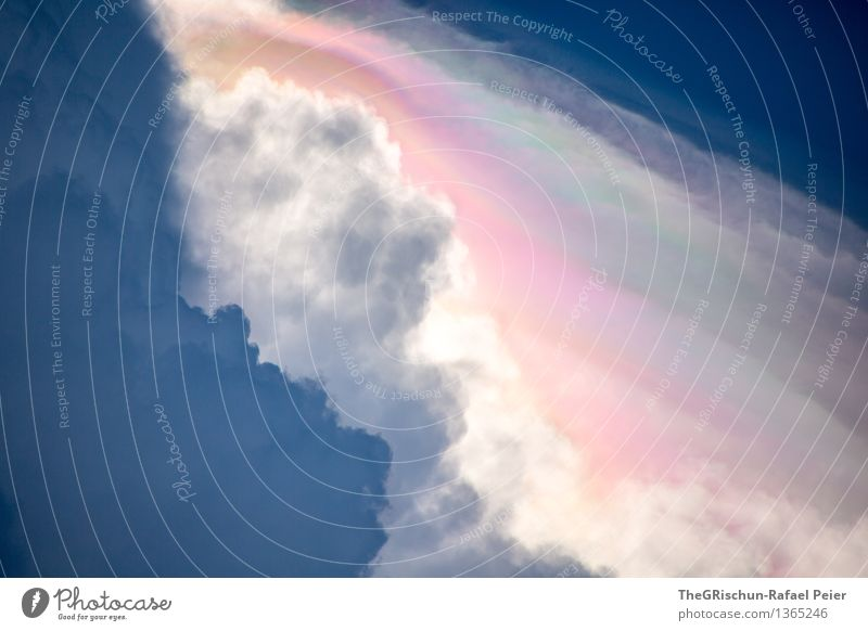 Sky Nature Blue Green Beautiful White Red Clouds Environment Gray Moody Pink Air Violet Storm Thunder and lightning