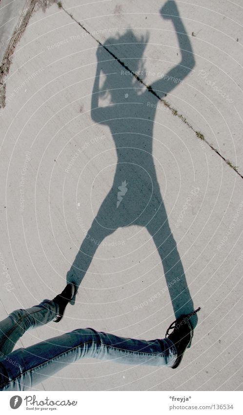 It wasn't just cheers, it was frenetic cheers. Applause Traffic infrastructure Shadow Street frenetically me Silhouette