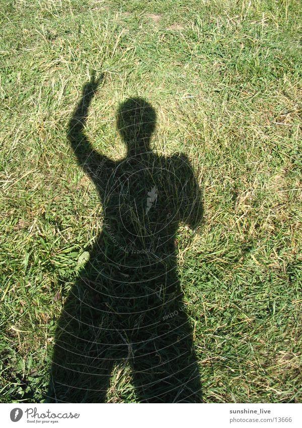 Shadow play2 Peace Woman Nature Sun fun