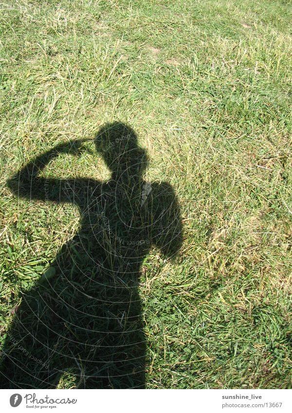 Shadow play3 Summer Woman Cool (slang) fun Nature Sun
