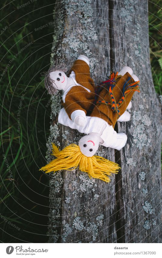 doll time Nature Joy Environment Life Emotions Grass Style Playing Lifestyle Freedom Moody Party Design Wild Leisure and hobbies Elegant