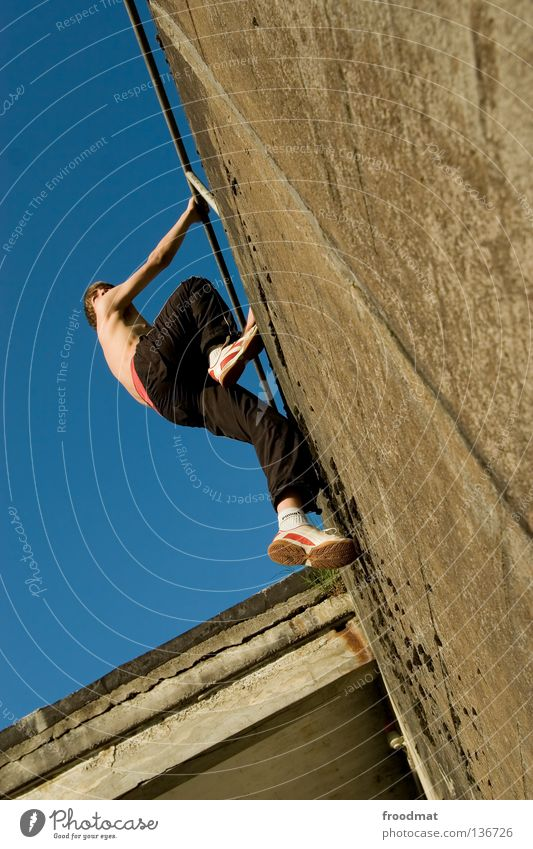 weekly start Parkour Jump Switzerland Sports Acrobatic Body control Brave Risk Skillful Easygoing Spirited Action Commercial Supple Stunt Stuntman Tasty