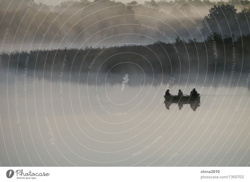 Relaxation Loneliness Calm Leisure and hobbies Fishing (Angle)