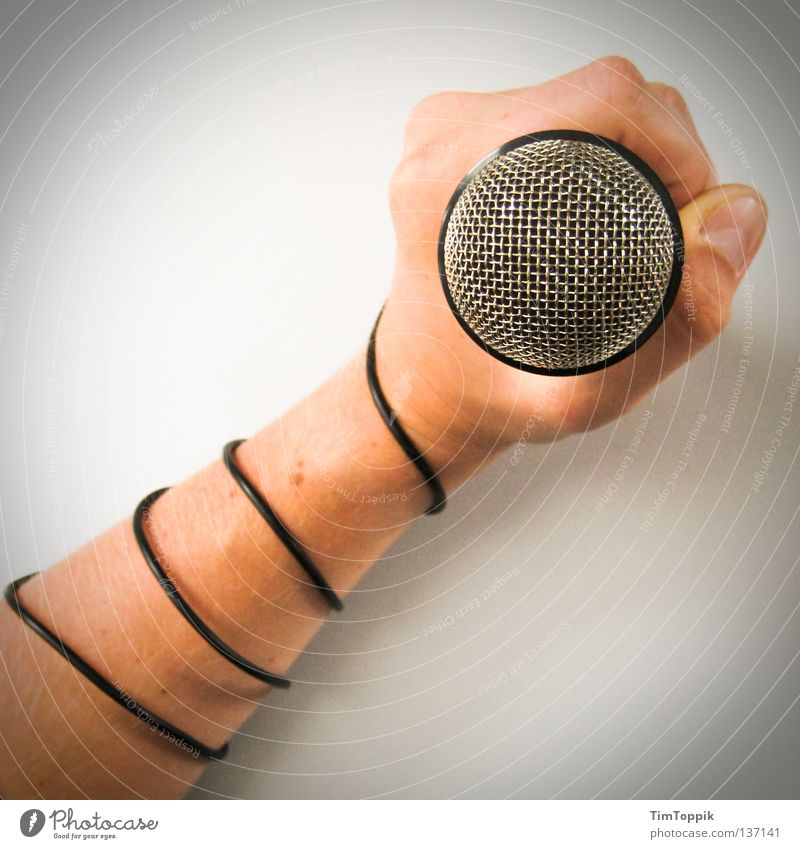 Hand Music Arm Fingers Cable Shows Things Concert Stage Ask Microphone Sing Entertainment Fist Occur Performance art