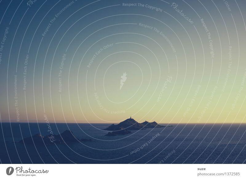 Sky Nature Blue Ocean Landscape Loneliness Dark Cold Emotions Coast Moody Horizon Island Fantastic Europe Picturesque