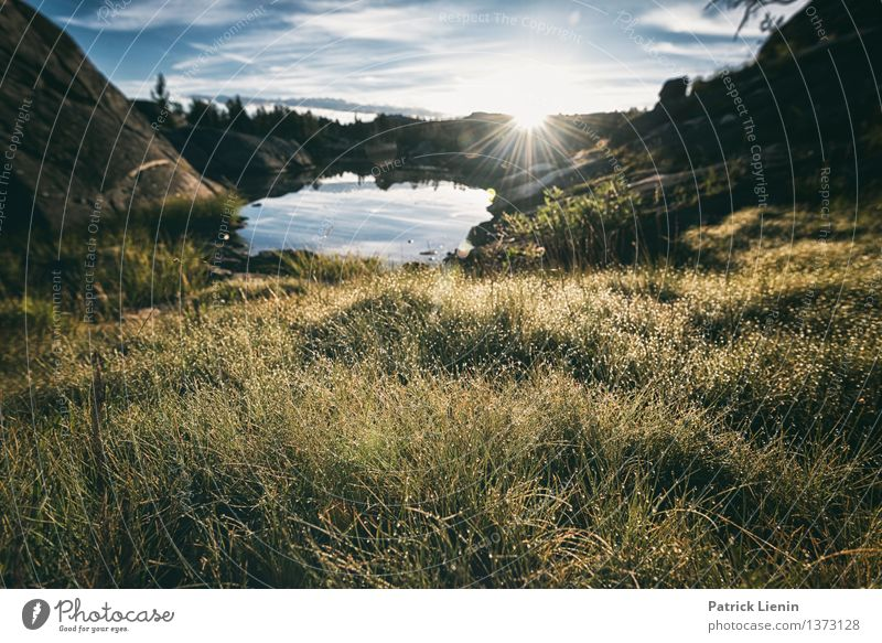 Tomorrow in the Sierra Contentment Vacation & Travel Tourism Trip Adventure Camping Mountain Hiking Environment Nature Landscape Elements Earth Water Sky Sun