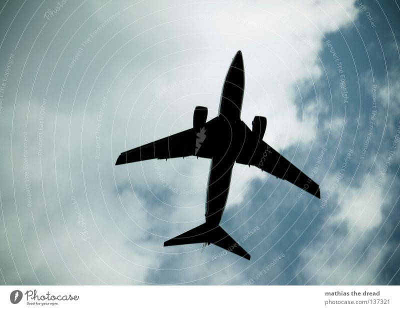 CURRENT TRAVEL HEIGHT 500 METERS Airplane Covers (Construction) Machinery Aircraft Vehicle Vacation & Travel Far-off places Flying South Physics Calm Small