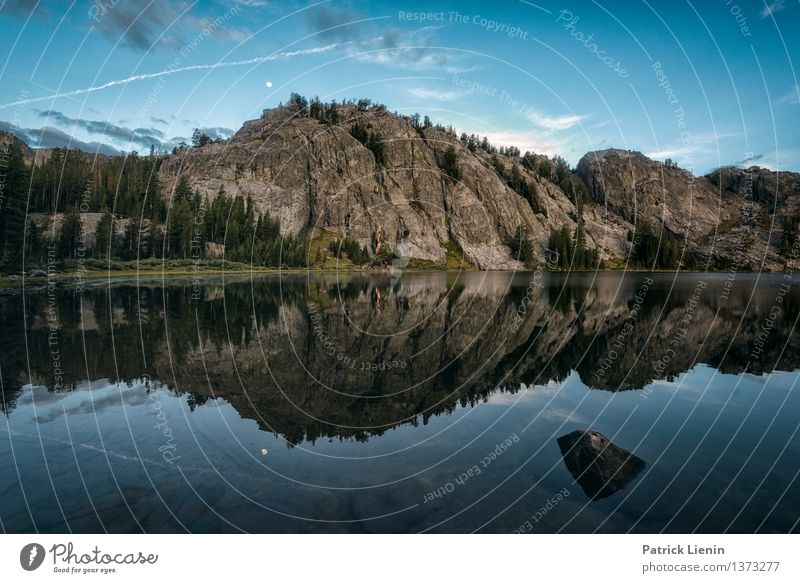 Rosalie Lake Harmonious Well-being Contentment Senses Relaxation Calm Vacation & Travel Tourism Trip Adventure Far-off places Freedom Camping Hiking Environment
