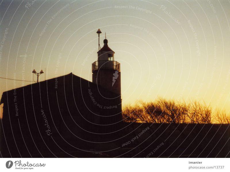 Beach Lighthouse Baltic Sea