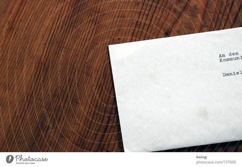 letter Letter (Mail) Addressee Envelope (Mail) Communist Communism Table Typewriter Mailbox SMS Information Invitation Services Communicate Andes address