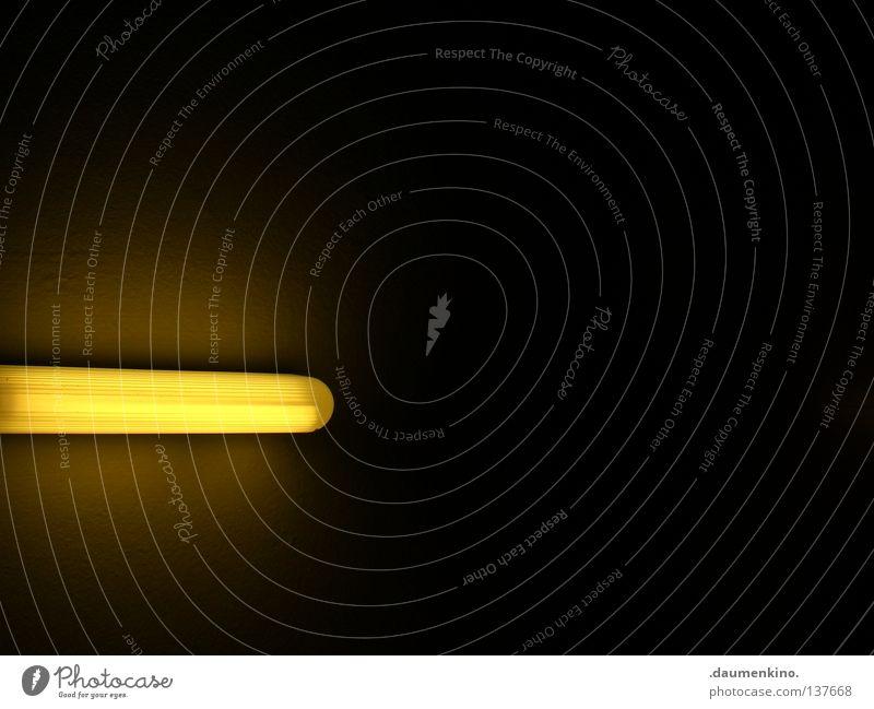 Yellow Lamp Dark Technology Neon light Bedroom Hatch Electrical equipment Laser sword Star Wars