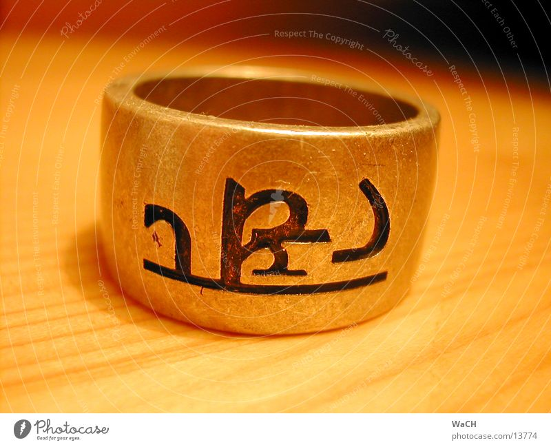Tribal Ring Gentleman Jewellery Style India Ring finger Matrimony Wood Pattern Chinese Steel Silver jewelry Characters Painting and drawing (object) Round
