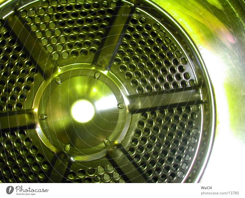 Green Style Industry Technology Steel Dry Character Aluminium Washer Dry Drum Plate with holes Chrome Abstract Photographic technology Electrical equipment