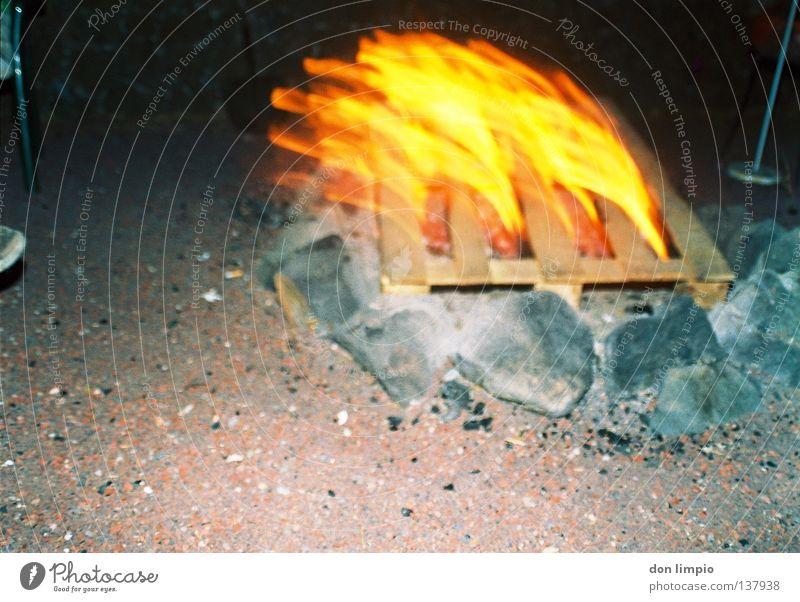Stone Warmth Wind Blaze Fire Physics Hot Analog Palett