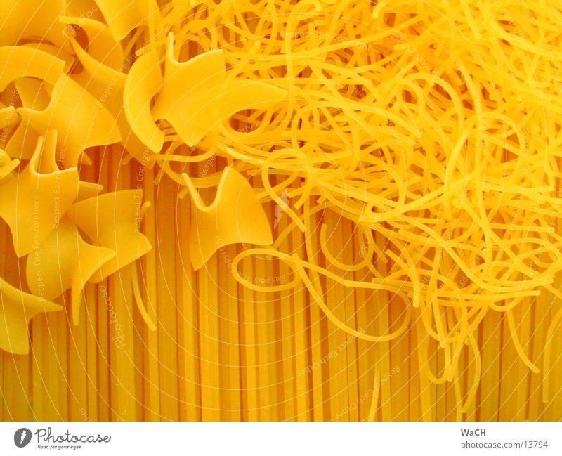 Pasta 2 Nutrition Noodles Spaghetti Cooking fravals Colour photo Studio shot Close-up Detail Macro (Extreme close-up)