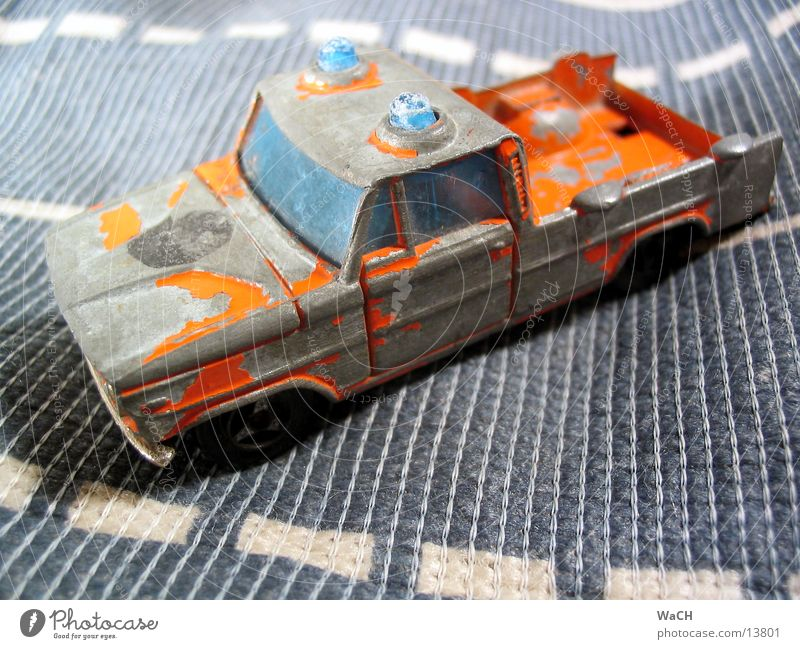 Playing Small Car Orange Transport Toys Motor vehicle Collection Motorsports Breakdown Warning light Model car Wrecking truck Automobile breakdown service