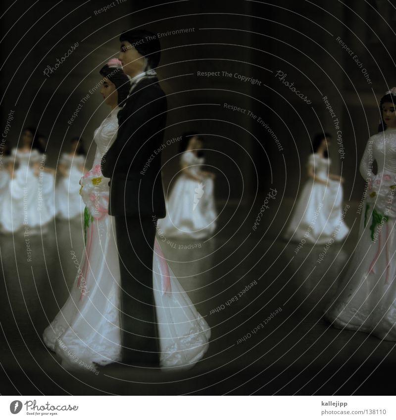 wedding planner Wedding Dress White Black Suit Bride Tuxedo Wedding party Silk Vail Bouquet Occasion Clothing Divorce Romance Promise Trust Lie (Untruth)