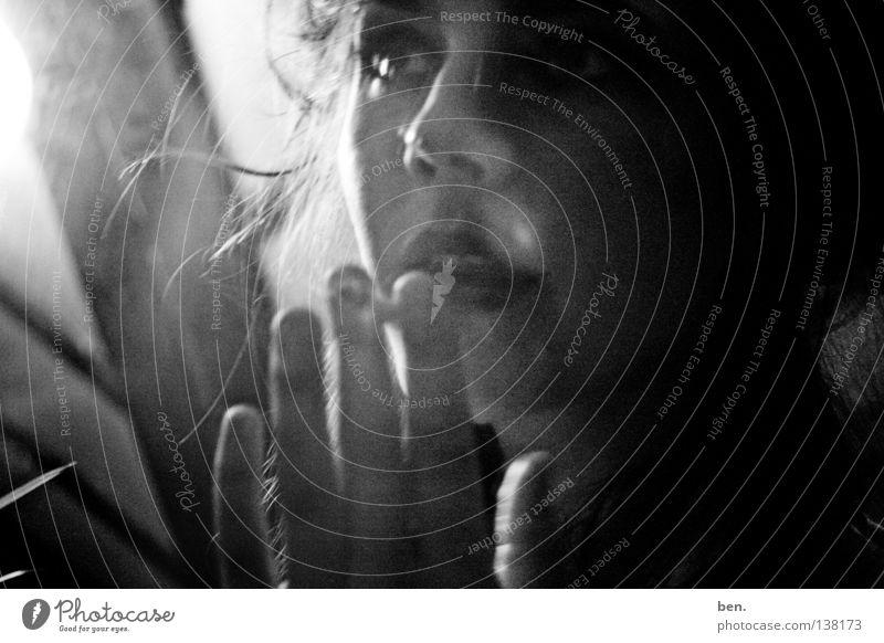 Far-off places Dark Going Mirror Hide Audience Grain Window pane Intimacy Voyeurism Scratch mark Patch of light