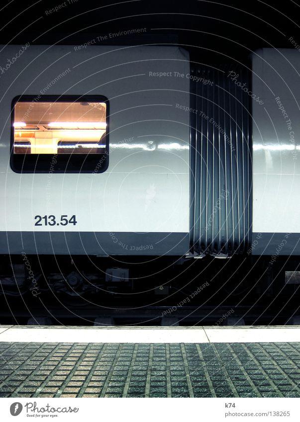 White Window Style 2 Wait 3 Transport Railroad Driving Logistics 4 5 Railroad tracks Underground Steel Train station