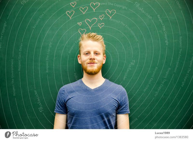 love Education School Study Schoolyard Classroom Blackboard Student Teacher Professional training Academic studies University & College student Professor