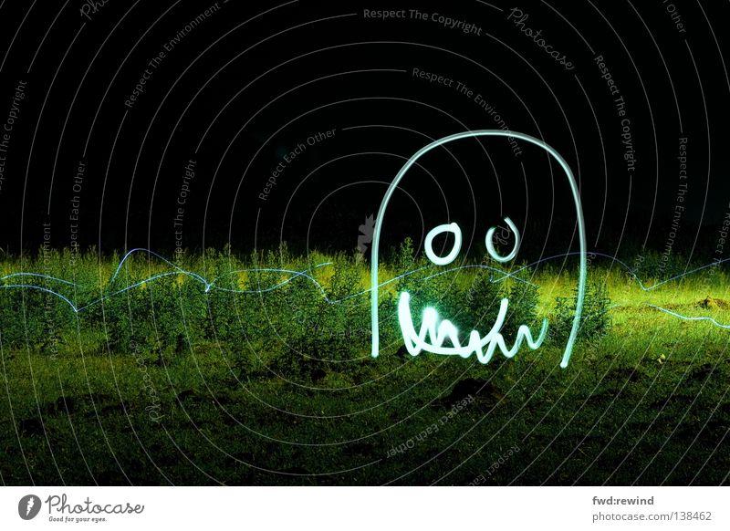 Joy Life Dark Meadow Playing Line Sweet Observe Cute Shame Monster Compassion Ogre Stalker Play instinct