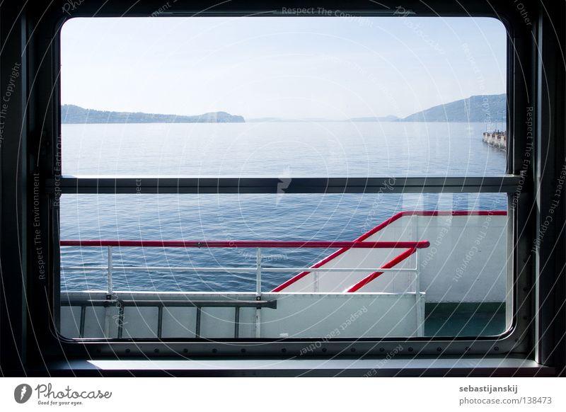 Lake Maggiore Ferry Italy Watercraft Steel Summer Ocean Lago Maggiore Logistics