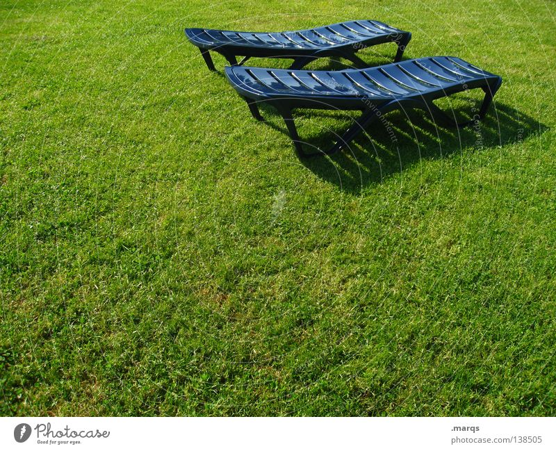 Green Blue Summer Vacation & Travel Relaxation Meadow Grass Garden Sleep Lawn Break Swimming pool Leisure and hobbies Couch Sunbathing Comfortable