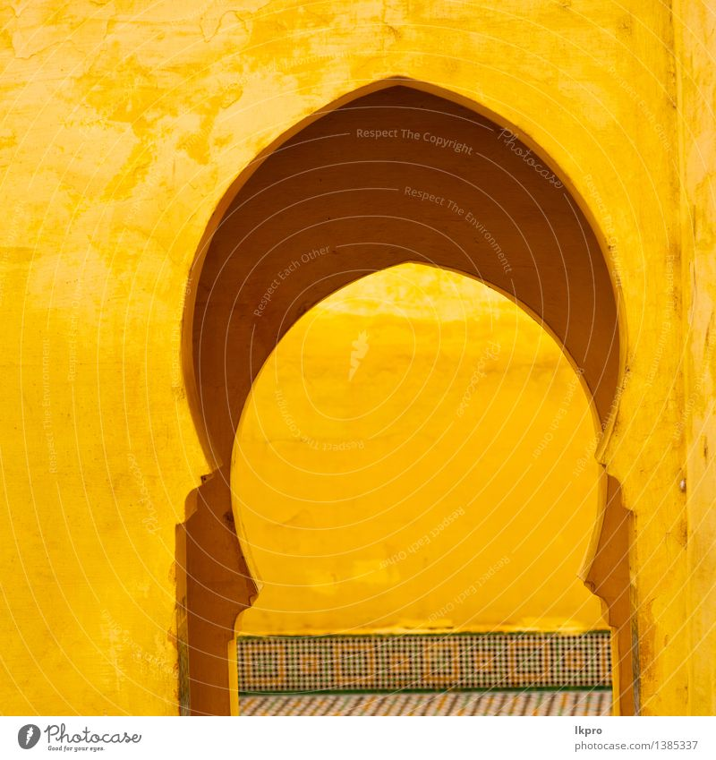 olddoor in morocco africa ancien and Design Vacation & Travel Tourism House (Residential Structure) Decoration Culture Town Palace Building Architecture Facade