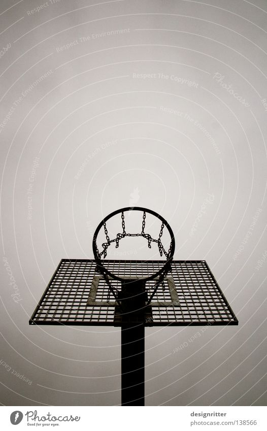 Loneliness Street Sports Playing Jump 2 Infancy Tall Ball Target Point Fatigue Throw Basket Strike Playground