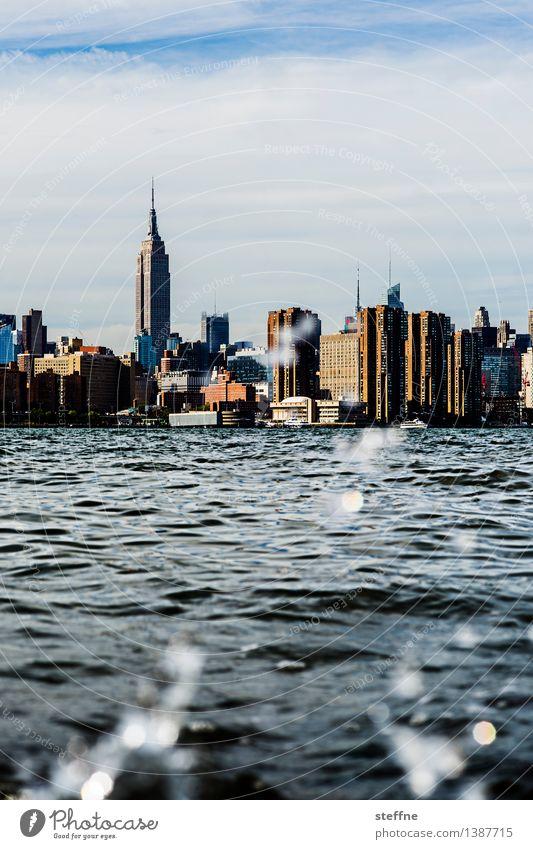 Around the World: New York City around the world Vacation & Travel Travel photography Tourism Landscape Town Skyline steffne