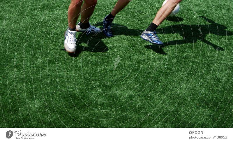 Nurmi I Football boots Green Blade of grass Calf Stadium Stockings Soccer player Artificial lawn Sports Playing Lawn Shadow Feet Musculature Ball Effort Skin