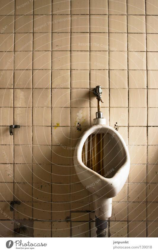 Man Dirty Bathroom Toilet Derelict Gentleman Urinal
